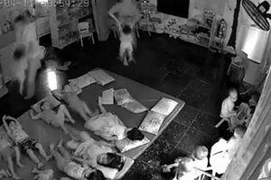 Có dấu hiệu bạo hành trẻ, một cơ sở mầm non bị đình chỉ để điều tra