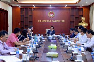 Ngân hàng Thế giới tham vấn xây dựng Chiến lược phát triển GD Đại học Việt Nam