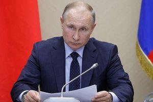 Chỉ cần Tổng thống Nga chủ trì, Palestine sẵn sàng đối thoại với Israel