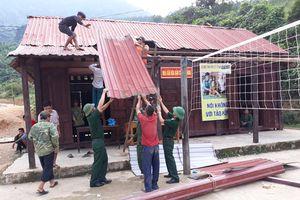 Giúp nhân dân biên giới thoát nghèo