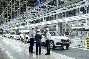 Nhà máy ô tô VinFast khánh thành vào tháng 6 tới