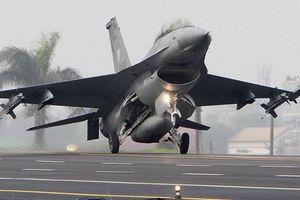Mỹ đồng ý huấn luyện phi công F-16 cho Đài Loan