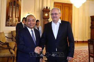 Thủ tướng hội kiến Chủ tịch Hạ viện Ru-ma-ni