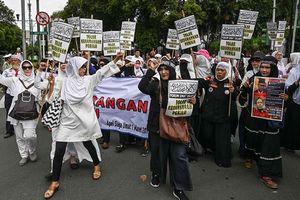 Điểm khác biệt trong cuộc bầu cử 'lớn nhất trong lịch sử Indonesia'