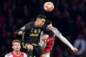 Juventus vs Ajax: Gọi tên Cristiano Ronaldo