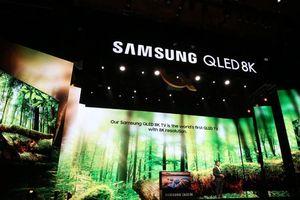 TV Samsung QLED 8K được trang bị những công nghệ mới nào?