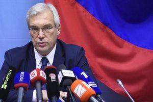 Nga chính thức ngừng hợp tác hoàn toàn với NATO
