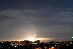 Israel vừa tiêu diệt ụ tên lửa của Iran tại Syria?