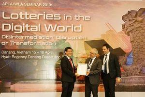 Hội nghị thường niên của Hiệp hội xổ số châu Á-TBD được tổ chức tại Đà Nẵng