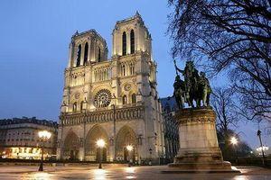 Lịch sử hơn 850 năm và những con số 'biết nói' về Nhà thờ Đức Bà Paris