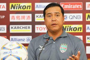 B.Bình Dương phải thắng CLB Myanmar để nuôi hi vọng đi tiếp ở AFC Cup 2019
