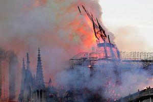Nuối tiếc Notre Dame de Paris!!!