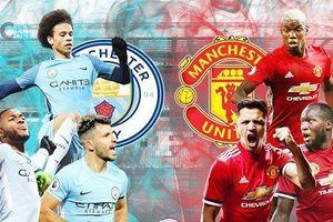 Kịch tính cuộc chiến top 4 Premier League: Chờ đợi trận Derby thành Manchester