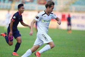 'Vua tốc độ' Văn Toàn lập kỷ lục tại V-League 2019