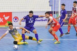 Khai mạc giải futsal VĐQG 2019: Thái Sơn Nam thắng chật vật