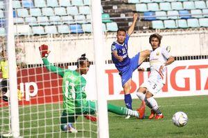 Anh Đức trở lại, B.Bình Dương quyết giành 3 điểm trước Shan United