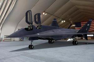 Mỹ công bố hình ảnh thật chiến đấu cơ bay 7.200km/h