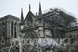 Vụ cháy Nhà thờ Đức Bà Paris: Tây Ban Nha kiểm tra an toàn các khu di tích