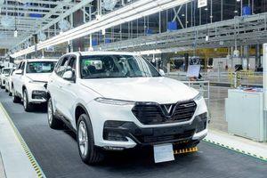 VinFast khánh thành nhà máy ô tô sớm hơn dự kiến 3 tháng