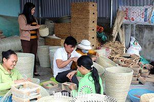 Việc làm cho phụ nữ nông thôn: Nhiều chính sách đã được triển khai hiệu quả