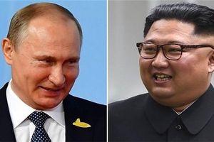Hai nhà lãnh đạo Nga và Triều Tiên sẽ gặp nhau vào tuần sau?