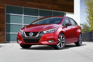 Mẫu sedan hạng B Nissan Sunny ra mắt phiên bản 2020, thay đổi toàn diện