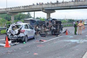 3 ngày nghỉ lễ, gần 100 vụ tai nạn giao thông, 66 người chết