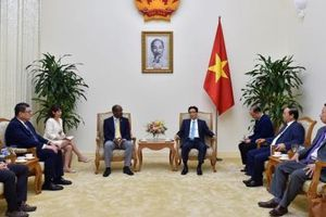 Đề nghị Seychelles ủng hộ Việt Nam thiết lập quan hệ với Liên minh Châu Phi
