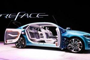 Geely Preface Concept 'cưỡi' nền tảng của Volvo xuất hiện đầy phong cách