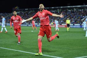 Benzema 'nổ súng', Real vẫn chia điểm với Leganes