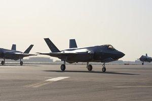 Mỹ lần đầu triển khai siêu tiêm kích F-35A tới Trung Đông