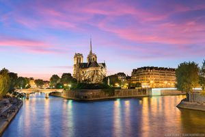 Nhà thờ Đức Bà Paris – một biểu tượng văn hóa Pháp