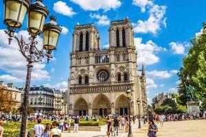 Vẻ đẹp tráng lệ của nhà thờ Đức Bà Paris trước khi bị cháy