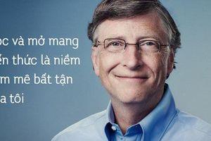 5 cuốn sách kinh điển từng khiến Bill Gates cũng phải 'mất ngủ': 'Chúng mang đến cho tôi sự hiểu biết sâu sắc hơn về con người và thế giới này'