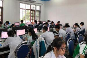 Kiểm tra kết quả học tập trên Hệ thống quản lý khảo thí Vitest