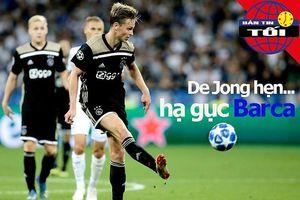 De Jong hẹn hạ gục Barca, Mbappe dự bị ngày PSG đăng quang