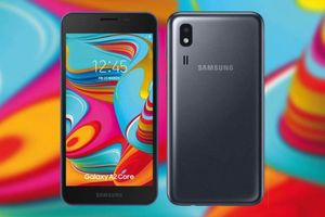 Samsung ra mắt Galaxy A2 Core chạy Android Go, giá 76 USD