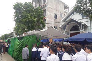 Vụ nữ sinh nhảy cầu tự tử ở Bắc Ninh: Đã bắt 5 đối tượng