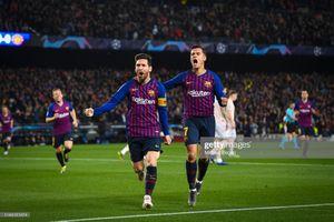 Thắng đậm, Barcelona tiễn Manchester United rời Champions League