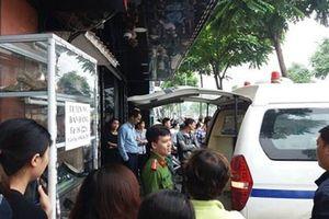 Hà Nội: Nam thanh niên nghi trèo tường vào nhà dân bị ngã chết