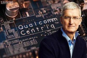 Đình chiến với Apple, vốn hóa Qualcomm tăng cao kỷ lục
