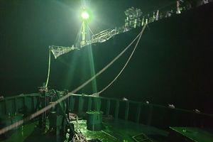 Đường dây buôn lậu xăng trên biển trị giá 40 tỉ đồng, bắt 21 đối tượng