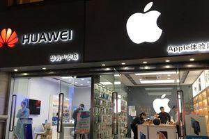 Không thể thua kém Huawei, Apple hòa hoãn với Qualcomm?
