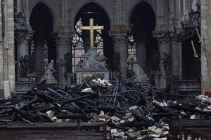 Thông tin không hay về việc khôi phục Nhà thờ Đức bà Paris