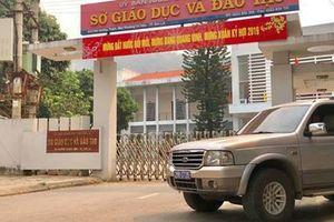 Bộ Công an trả 25 thí sinh Sơn La liên quan đến gian lận điểm thi về địa phương