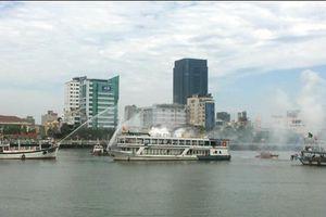 Tăng cường công tác phòng cháy chữa cháy với tàu đánh cá