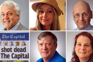 Capital Gazette đoạt giải Pulitzer khi đưa tin về vụ xả súng