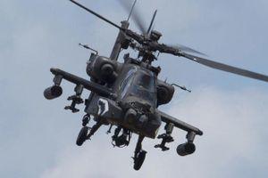 NATO tập hợp 5 máy bay trực thăng để đề phòng Nga