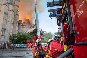 Vụ Nhà thờ Đức Bà Paris: Xác định một số nhược điểm trong cấu trúc
