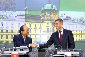 Thúc đẩy hợp tác hiệu quả hơn giữa Việt Nam - Cộng hòa Czech
